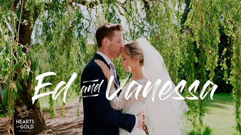 A Castle Leslie Wedding - Ed and Vanessa Wedding Film | Hearts of Gold