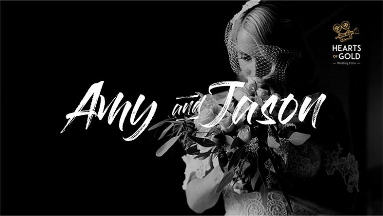 Amy and Jason Romantic Wedding at Crover House | Wedding film in Ireland by Hearts of Gold